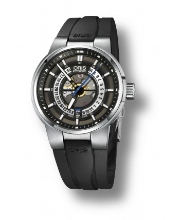Oris Williams Engine men's watch - 73377404154RSN
