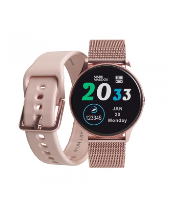 Reloj Mark Maddox Smart Now Mujer Doble Brazalete - MS1000-70