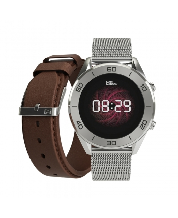 Reloj Mark Maddox Smart Now Hombre Doble Brazalete - HS1000-80