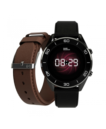 Reloj Mark Maddox Smart Now Hombre Doble Brazalete - HS1000-50