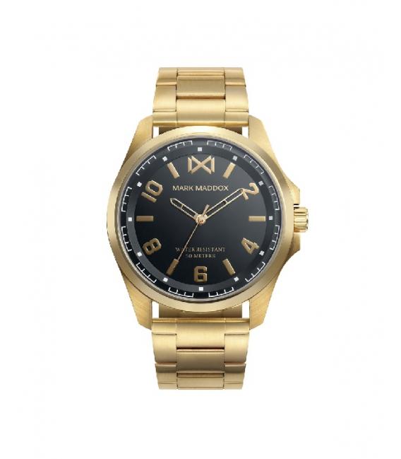 Reloj Mark Maddox Mission Acero IP Dorado - HM0108-55