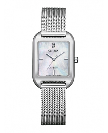Reloj Citizen Eco Drive Lady Square - EM0491-81D