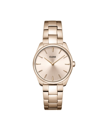 Reloj Cluse Féroce Acero Pink Gold - CW11201