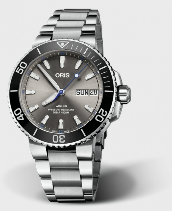 Oris Hammerstead Limited Edition Watch - 75277334183MB