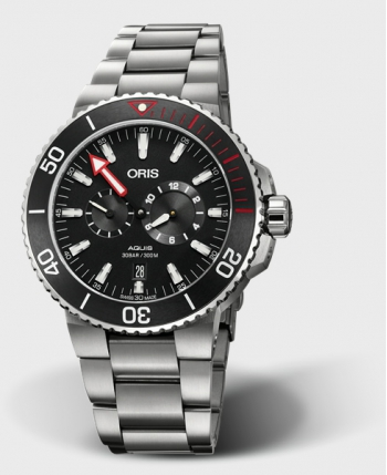 Oris Regulador Der Meistertaucher Watch - 74977347154