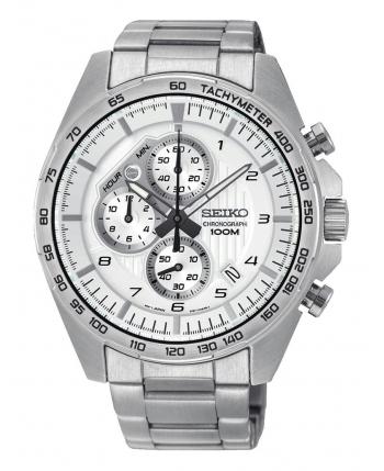 Reloj Seiko Neo Sports Cronógrafo - SSB317P1
