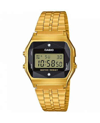Reloj Casio Digital con Diamantes - A159WGED-1EF