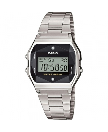 R. CASIO DIGITAL ARMIS - A158WEAD-1EF