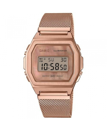 R.CASIO VINTAGE COLLECTION CHP.ROS. - A1000MPG-9EF