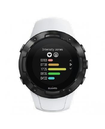 Reloj Suunto 5 Blanco Bisel Negro - SS050446000