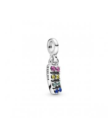 Charm colgante Pandora Me en plata Mi Arcoiris - 798390NRGMX
