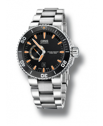 Rellotge Oris Aquis Small Seconds - OR74376734159MB